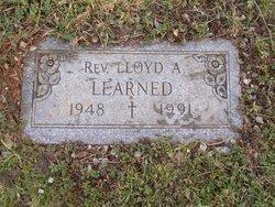 Rev Lloyd A. Learned