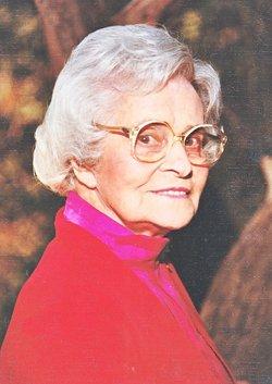 Bessie Elizabeth <i>Lee</i> Baker