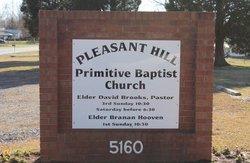 Pleasant Hill Primitive Baptist Cemetery