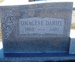Omagene <i>Daniel</i> Blake
