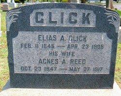 Agnes A <i>Reed</i> Glick