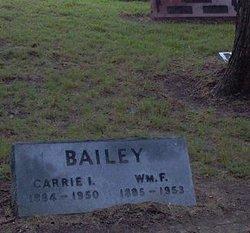 Carrie I. Bailey