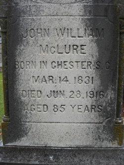 John William McLure