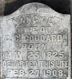 Nancy E. <i>Alford</i> Goddard