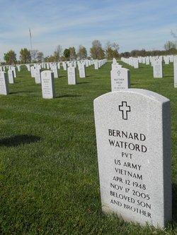 Bernard Bennie Watford