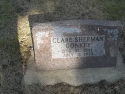 Clare Belle <i>Johnson</i> Conkey