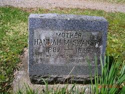 Hannah M Swanson