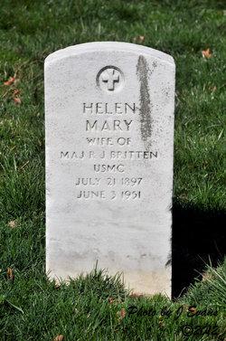 Helen Mary Britten