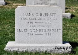 Ellen <i>Combs</i> Burnett
