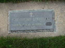 Rev Charles E Hayes