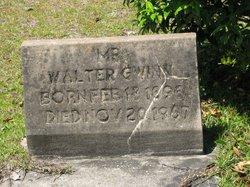 Walter Gwinn