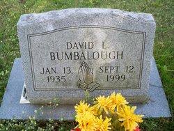 David Bumbalough