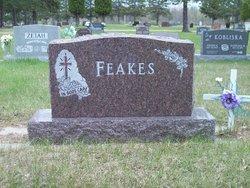 John A Feakes