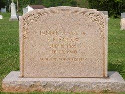 Fannie A. Barlow