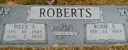 Billy Eugene Roberts