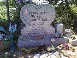 Terry D. <i>Pickett</i> Cardenas