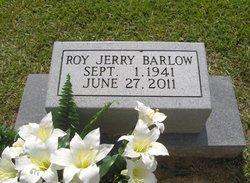 Roy Jerry Barlow