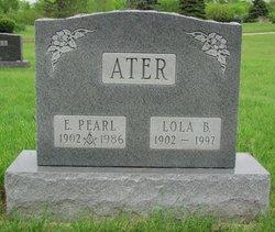 Lola B <i>Henry</i> Ater