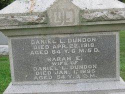 Sarah Elizabeth <i>Clayton</i> Dundon