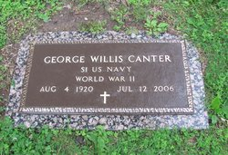 George Willis Canter