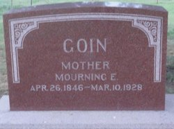 Mourning Elizabeth <i>Lee</i> Goin