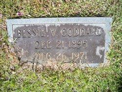 Bessie <i>Ward</i> Goddard