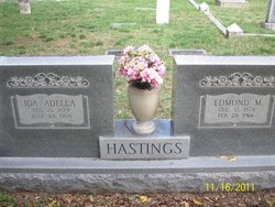 Edmond Moses Hastings