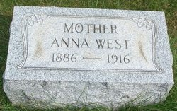 Anna <i>Springer</i> West