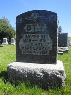 Simpson Ott