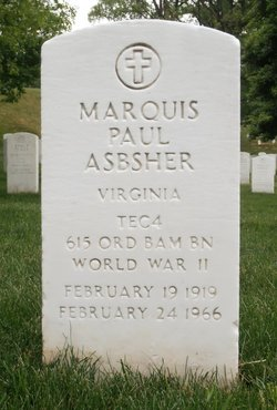 Marquis Paul Absher