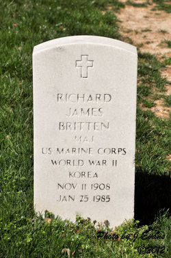 Richard James Britten
