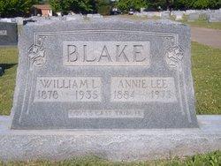 Annie Lee Blake
