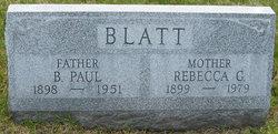 Benjamin Paul Blatt