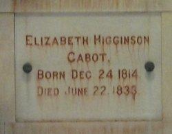 Elizabeth H Cabot