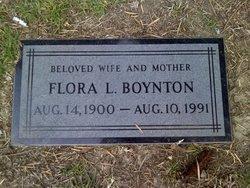 Flora Launa <i>Carlisle</i> Boynton