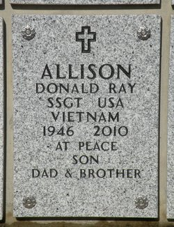 Donald Ray Allison