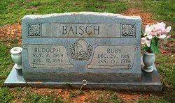 Ruby <i>Jones</i> Baisch