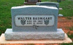 Walter Baumgart
