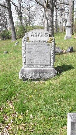 Polly Ann <i>Merrell</i> Adams
