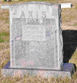 George Demetrious Axis
