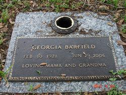 Georgia Barfield