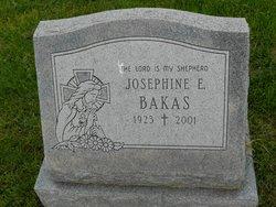 Josephine E. Bakas