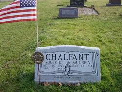 Roger E Chalfant