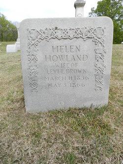Helen Maria <i>Howland</i> Brown