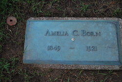 Amelia <i>Schultz</i> Born
