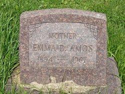 Emma Dell <i>Emery</i> Amos