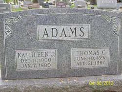 Kathleen Julia <i>Brannigan</i> Adams