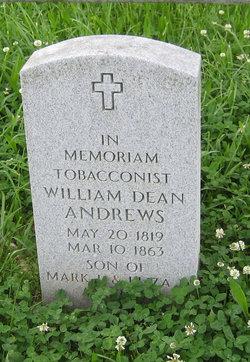 William Dean Andrews