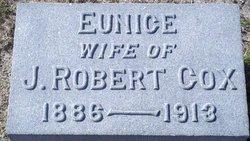 Eunice Gertrude <i>Wardlaw</i> Cox