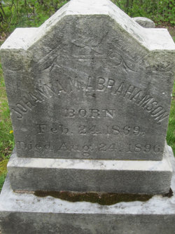 Johanna M Abrahamson